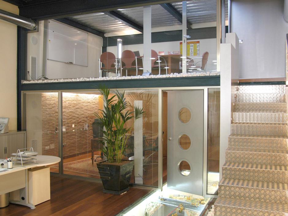 Mamparas y ventanas de aluminio en Zaragoza